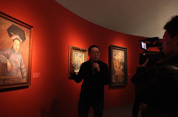 王璜生专访:藏品是美术馆的立身之本