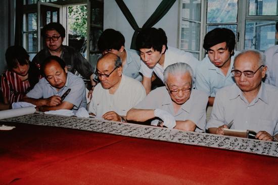 1989年10月 湖北武漢 孫之常供稿