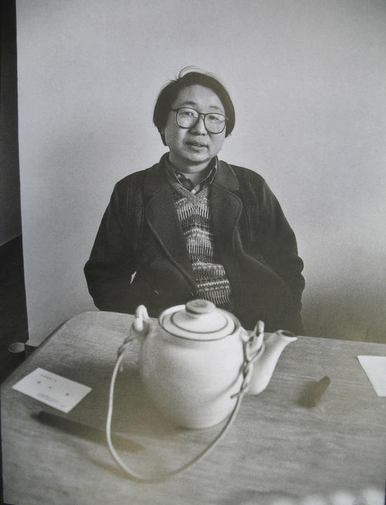 1995年 摄影师肖全拍摄的尹吉男